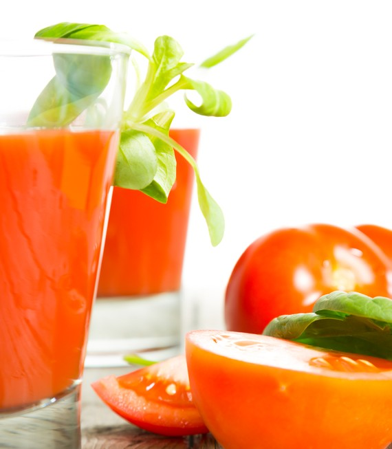 Herbed Tomato Cabbage and Orange Juice