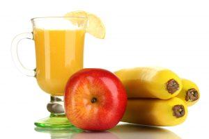 Easy Apple Banana and Lemon Yogurt Shake Recipe
