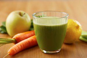 Fruit and Veggie Detox Shake
