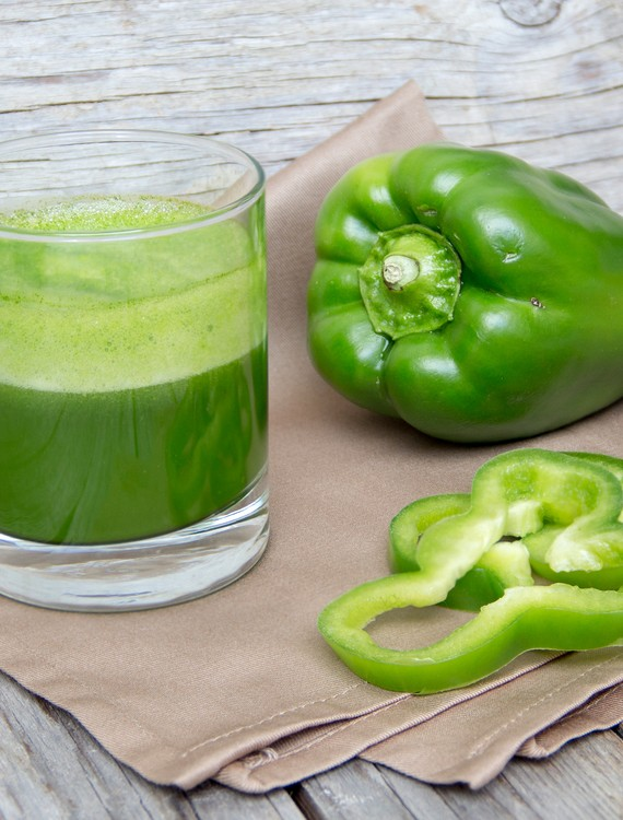 Honeydew Capsicum and Lime Juice