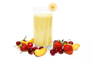 Strawberry Plum and Cherry Smoothie Recipe