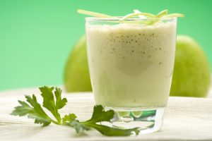 Avocado Apple and Soy Smoothie Recipe