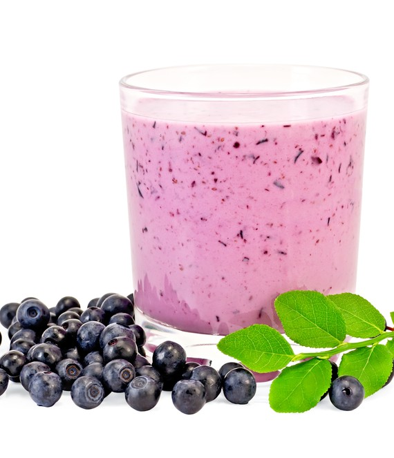 Soy Acai Berry and Pear Smoothie